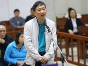 La perpétuité requise contre Trinh Xuân Thanh pour détournement de biens