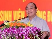 Le Premier ministre Nguyên Xuân Phuc attendu au Laos