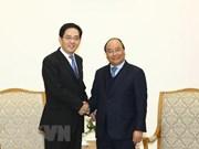Le PM salue les contributions de l'Ambassadeur de Chine aux relations bilatérales