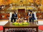 Resserrement de l'amitié entre Hanoï et le Mozambique