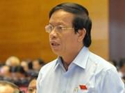 Le secrétaire du comité du PCV de Quang Nam 2010-2015 limogé