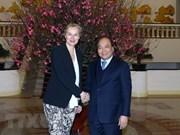 Le PM appelle à une coopération renforcée et multiforme avec les Pays-Bas