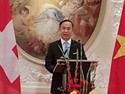 Le Vietnam élu président du groupe des ambassadeurs francophones en Suisse