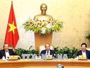 Le PM appelle à favoriser les activités des entreprises dès le début de l'année