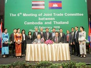 Cambodge et Thaïlande visent 15 mds de dollars d'échanges en 2020