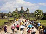 Le Cambodge espère attirer 6,1 millions de touristes étrangers
