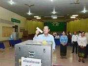 Le Parti du peuple cambodgien, grand vainqueur des sénatoriales