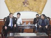 Le Gobi du Sud veut renforcer ses liens avec Quang Binh