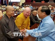 Ho Chi Minh-Ville rencontre 200 membres d'ethnies minoritaires