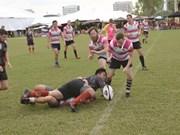Les sports occidentaux gagnent du terrain au Vietnam