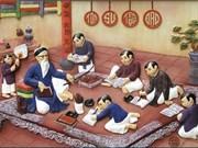 Propos sur la belle tradition «Respecter son maître, respecter sa voie morale»
