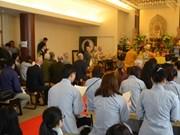À Tokyo, une grande messe de requiem pour les héros de Gac Ma