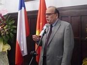 L'ambassadeur chilien à l'honneur