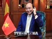 Le PM s'entretient au téléphone avec la gouverneure générale de Nouvelle-Zélande