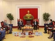 Les partis communistes du Vietnam et de la Russie cherchent à renforcer les liens économiques