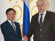Les liens entre les PME, un point focal des relations Vietnam-Russie
