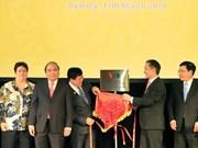 Le PM Nguyên Xuân Phuc à la cérémonie d'ouverture du bureau de VOV en Australie