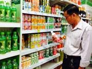 Le Vietnam est un marché potentiel pour les produits alimentaires et boissons