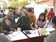 Le Vietnam s'efforce de ramener le taux de chômage en dessous de 4%