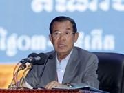 Le Premier ministre cambodgien Hun Sen au Vietnam pour deux sommets