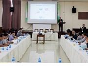 Séminaire sur l'agriculture high-tech avec des experts australiens à An Giang