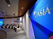 Forum de Boao : L'Asie devrait tirer la croissance mondiale