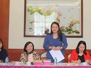 Le Vietnam, pays hôte de la conférence du Réseau des femmes scientifiques Asie-Pacifique