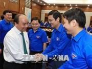 Le PM travaille avec des représentants de la jeunesse