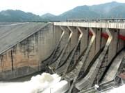 Agrandissement de la centrale hydroélectrique de Hoa Binh