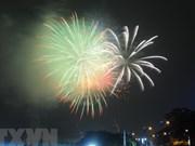 Ho Chi Minh-Ville va tirer des feux d'artifice le 30 avril