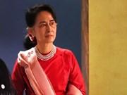 La conseillère d'Etat et ministre birman des AE effectuera une visite officielle au Vietnam