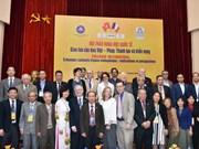 Échanges culturels franco-vietnamiens: Réalisations et perspectives