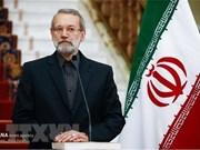 Le président de l'Assemblée consultative islamique d'Iran au Vietnam