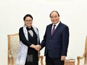 Le Vietnam et l'Indonésie renforcent les liens commerciaux bilatéraux