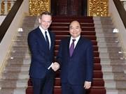 Le PM demande au Land de Rhénanie-Palatinat de continuer à investir au Vietnam