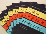 Publication de l'édition en vietnamien de l'Histoire des théories de la communication
