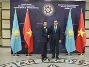 Le ministre de la Sécurité publique en visite de travail au Kazakhstan