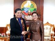 Le Vietnam et le Laos renforcent les relations entre leurs organes législatifs