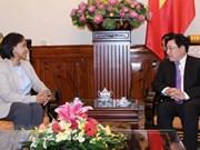 Le PM Pham Binh Minh plaide pour les liens de coopération Vietnam-Maroc