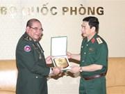 Vietnam et Cambodge renforcent leur coopération dans le travail frontalier