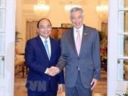 Le Vietnam et Singapour veulent renforcer leur partenariat stratégique