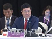 Le Vietnam à la conférence des ministres des AE de l'ASEAN