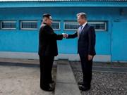 Le Vietnam salue les succès du Sommet intercoréen