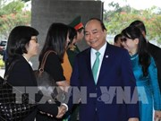 Le PM achève avec succès son séjour à Singapour