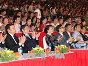 La présidente de l'AN en ouverture de l'Année nationale du tourisme