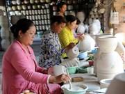 Le village de céramique de Tân Van garde sa flamme