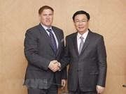 Le Vietnam promet de soutenir les entreprises américaines