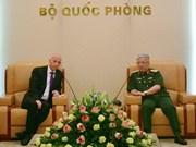 Renforcement de la coopération dans la défense Vietnam-Israël