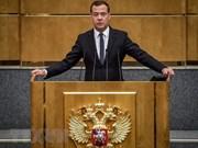 Le Vietnam adresse ses félicitations au Premier ministre russe
