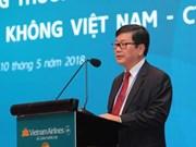 Vietnam Airlines ambitionne de transporter 24,3 millions de passagers en 2018